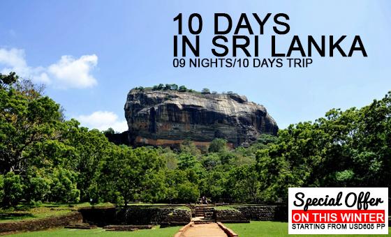 Ten Days In Sri Lanka By VERAV