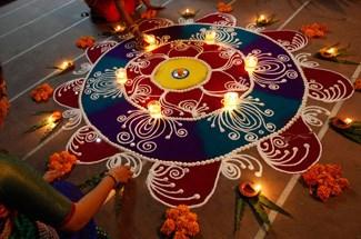 Kolum Arts at Deepavali Festival