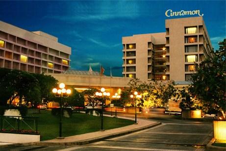 Cinnamon Grand Hotel Colombo Sri Lanka