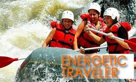 Energetic Traveler Special Offer VERAV