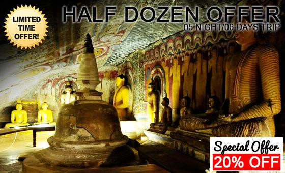 Half Dozen Offer By VERAV