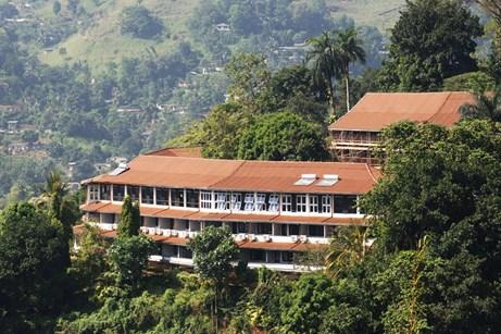 Hotel Hill Top Kandy Sri Lanka