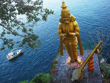Koneswaram Temple Trincomalee Sri Lanka