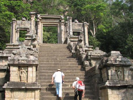 Yapahuwa Sri Lanka