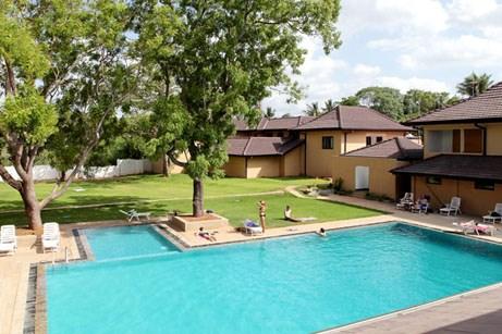 Rajarata Hotel Anuradhapura Sri Lanka